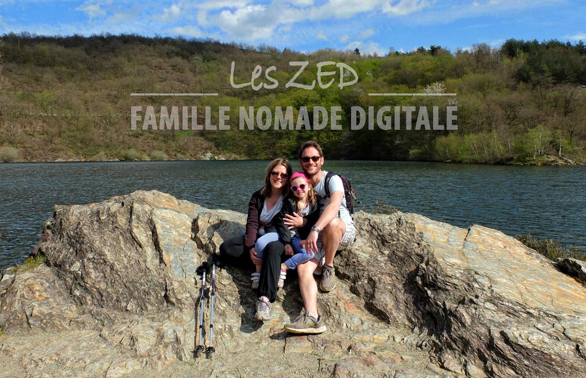 LesZED Famille Nomade Digitale
