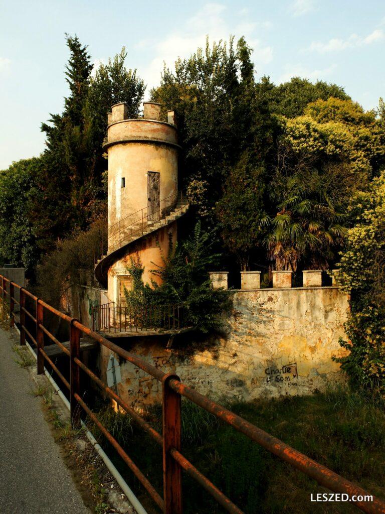 Arce et ses lieux abandonnés