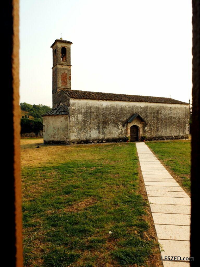 Eglise San Michele, à Arce
