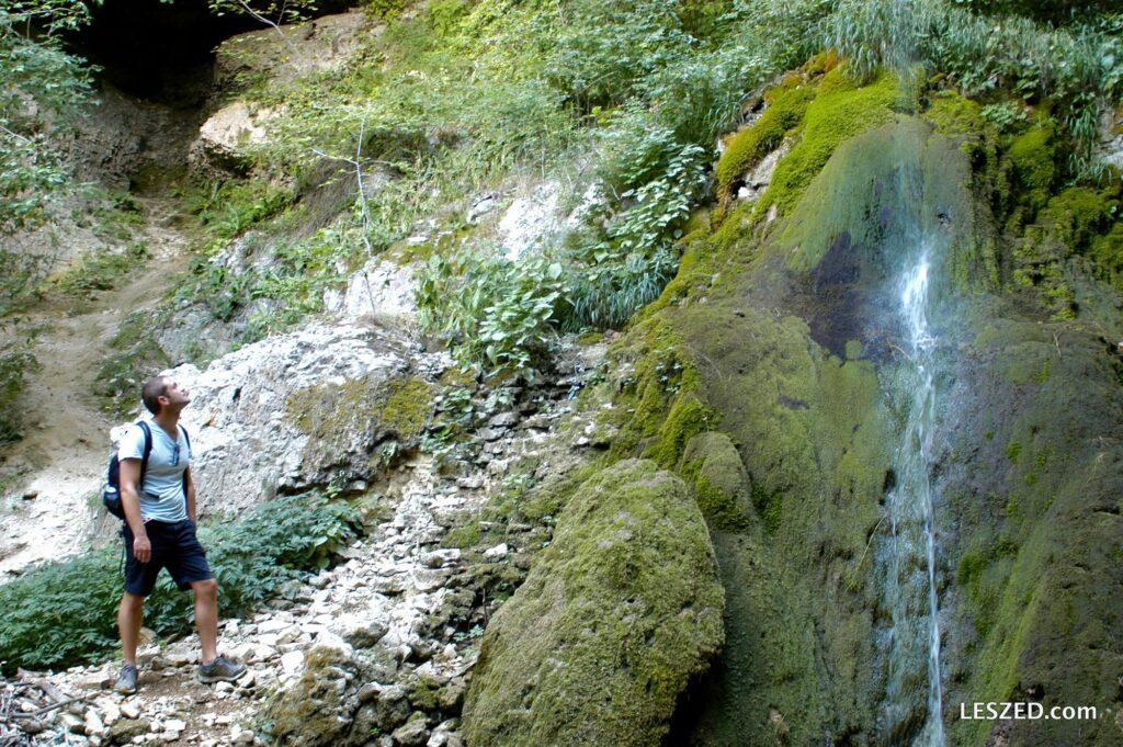 Cascade près du Ponte di Veja