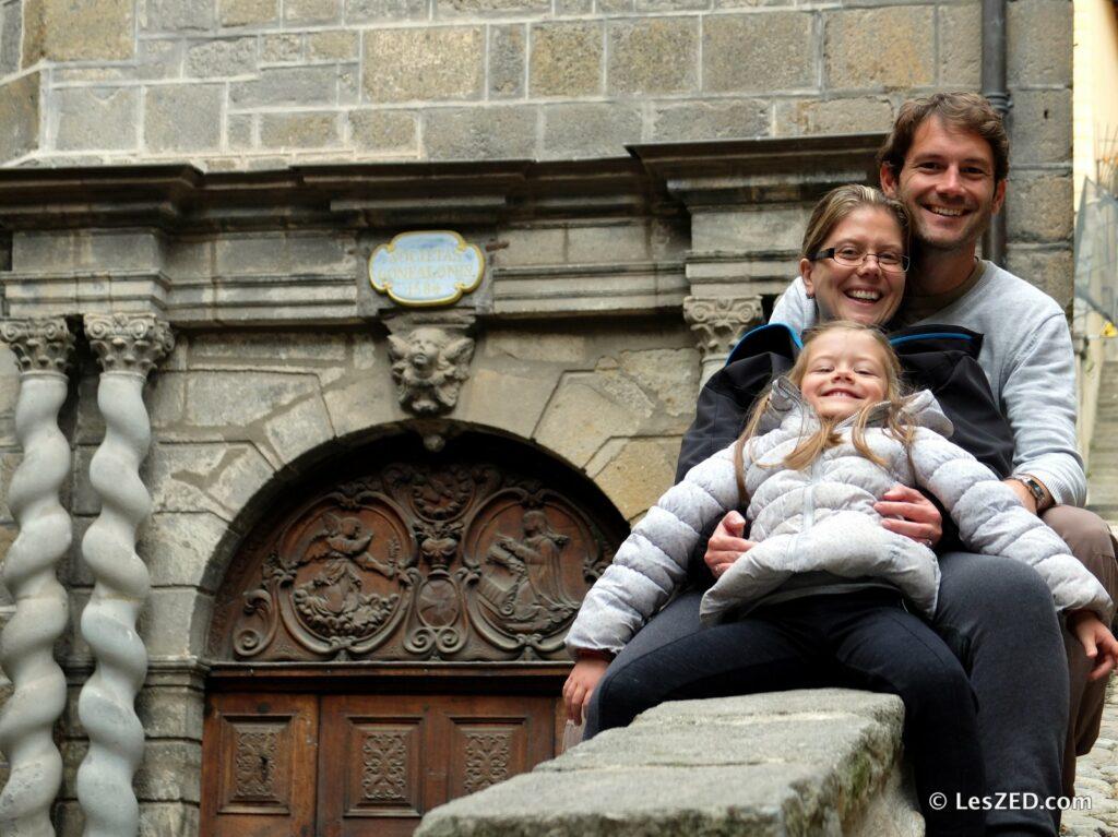 Le Puy-en-Velay en famille