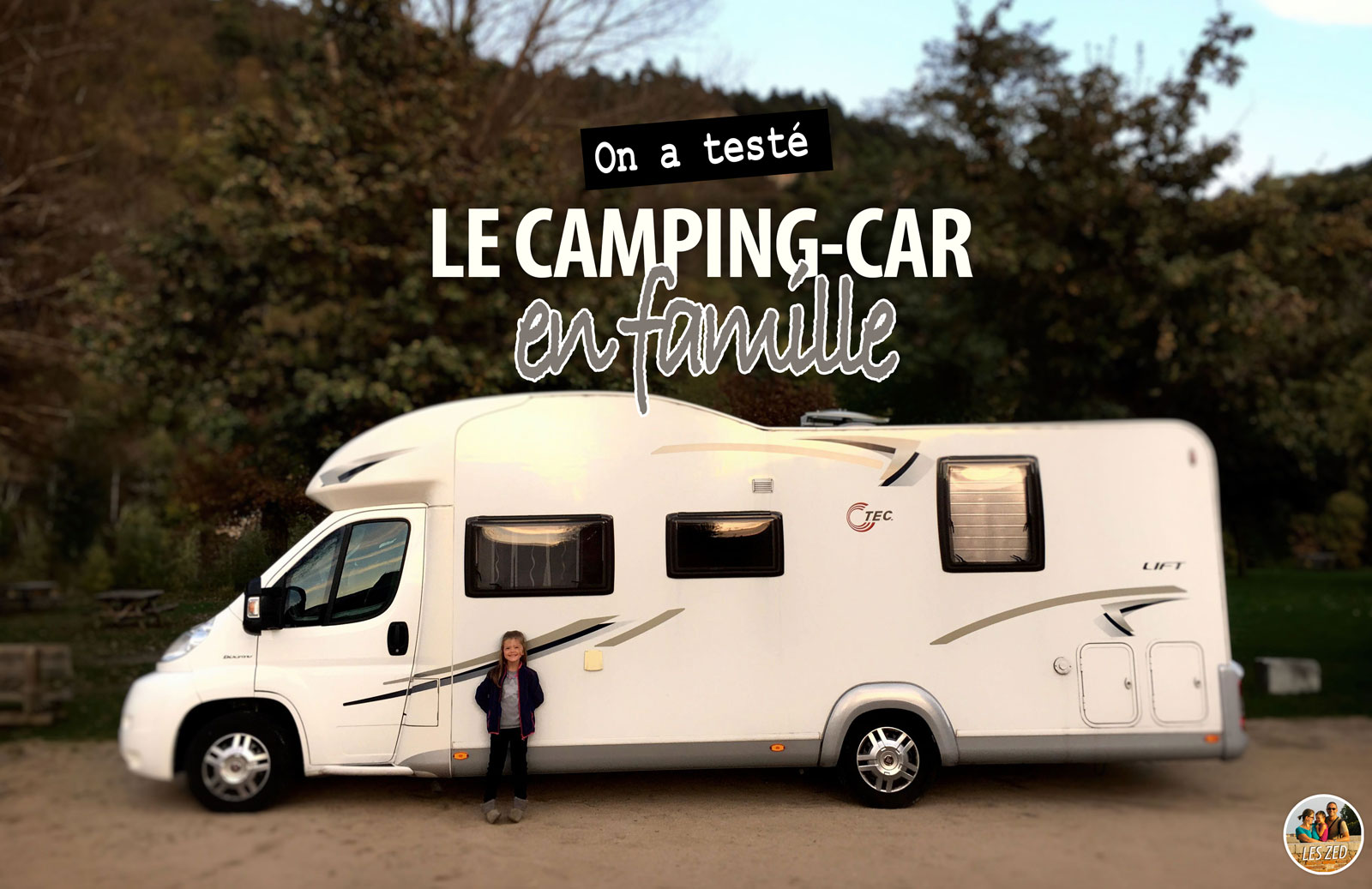 La location de Camping-car en famille
