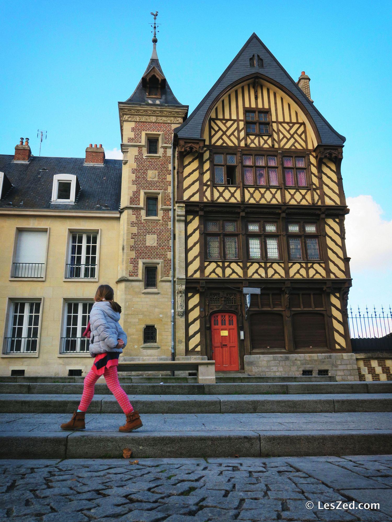 Maison à colombages d'Amiens