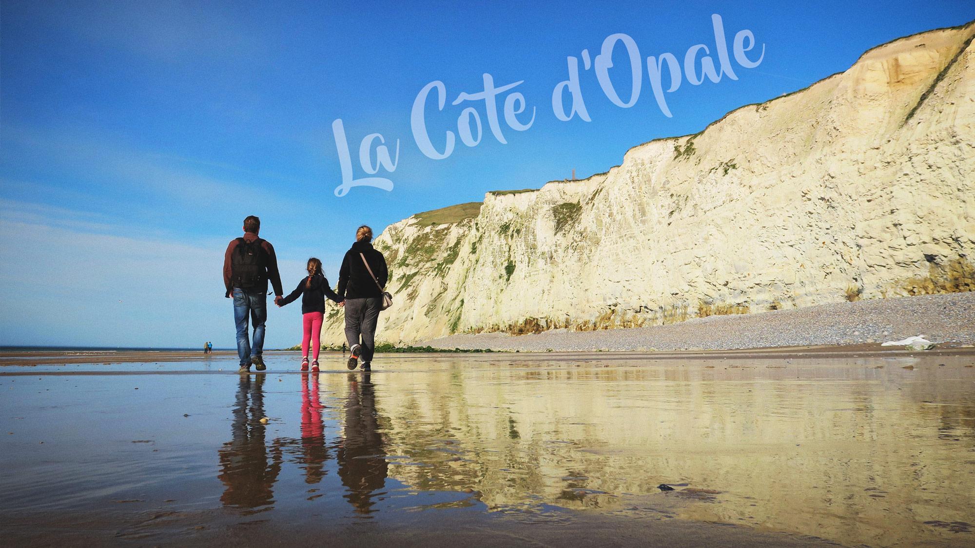 La Côte d'Opale en famille (Pas-De-Calais)