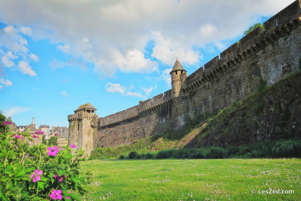 Fougères, plus grande forteresse d'Europe ?