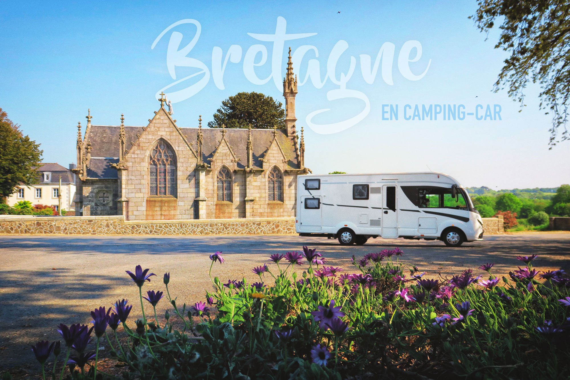 La Bretagne en Camping-Car